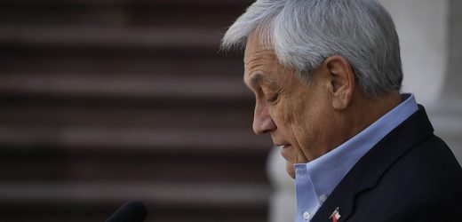 Declaran admisible querella en contra de Piñera por delitos de lesa humanidad