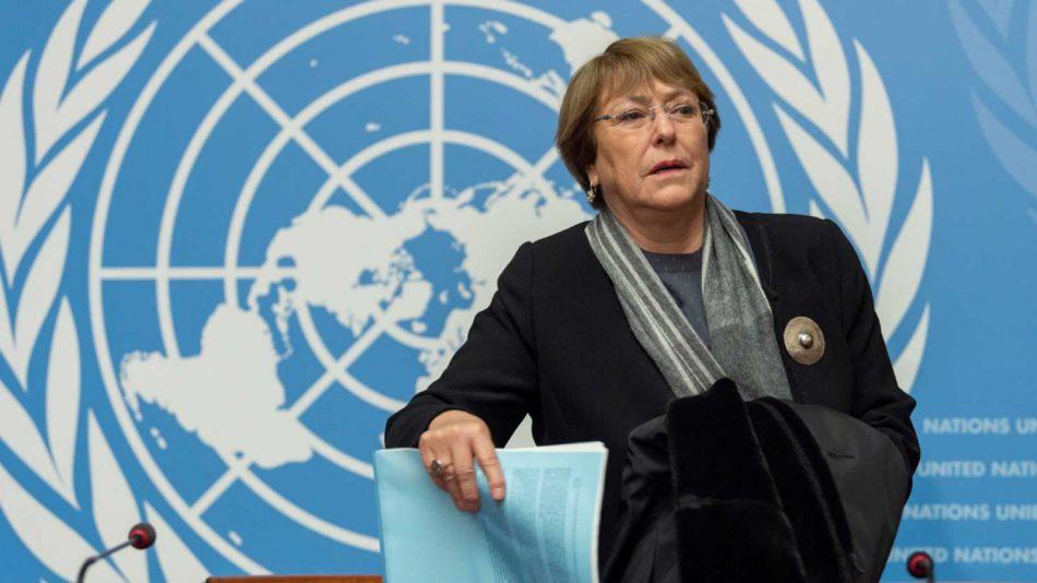 Comisionada para los Derechos Humanos es aludida para suspender retorno a clases en Chile