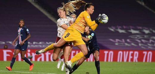 Christiane Endler fue nominada al The Best por parte de la FIFA