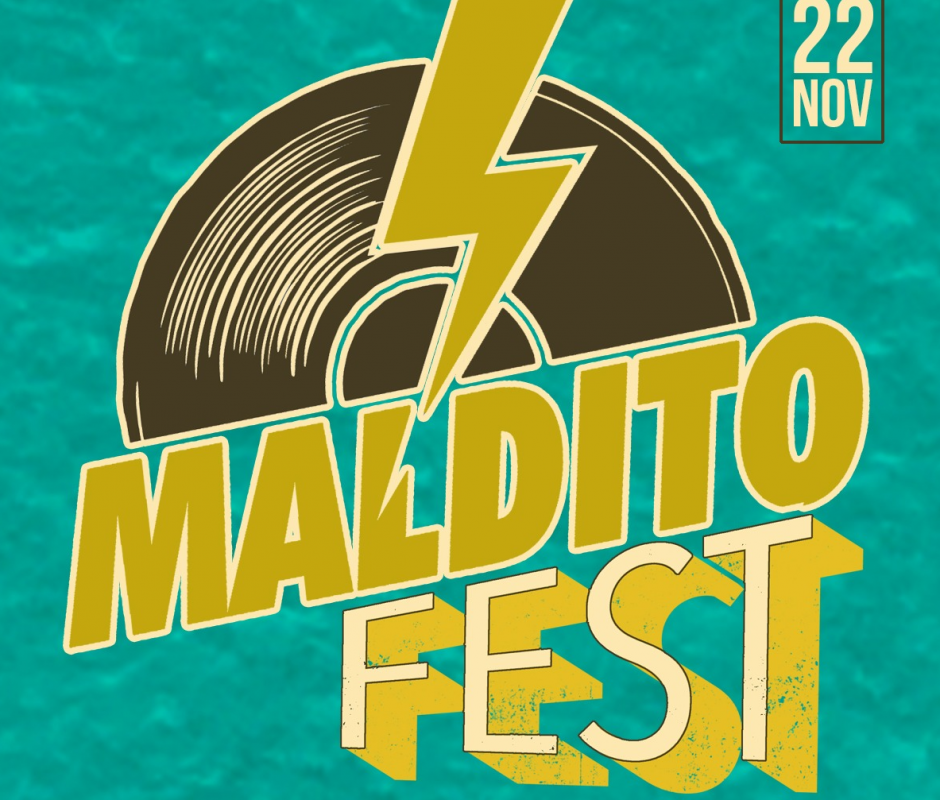 Maldito Fest reunirá a más de 30 proyectos nacionales en versión online