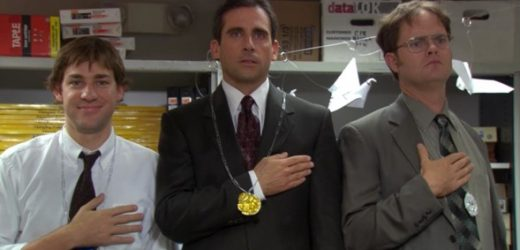 """The Office"" se posiciona como la serie más vista en streaming durante 2020"