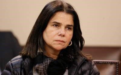 Ximena Ossandón confirmó la participación de dos de sus hijos en fiestas clandestinas de Cachagua
