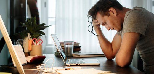 El teletrabajo significa menos desconexión, más trabajo e incluso ganar menos