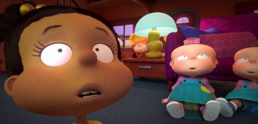 Nickelodeon anuncia el regreso de los Rugrats