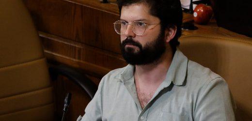 Gabriel Boric es proclamado candidato presidencial de Convergencia Social