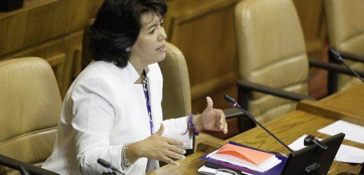 Presidenta del Senado descarta la consolidación del sistema de AFP