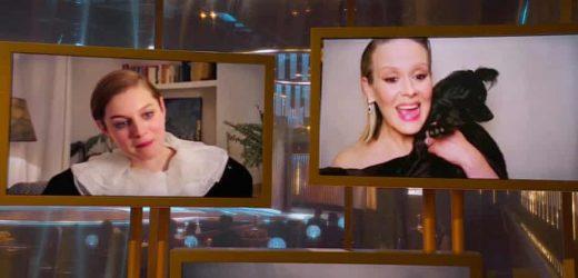 Golden Globes 2021: Las mejores vestidas en la red carpet