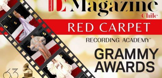 Tendencias Grammys 2021: Las y los mejores vestidos de la noche