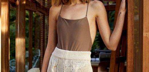 Shorts tejidos: 7 ideas para llevarlos como las mejores vestidas