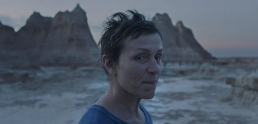 """""""Nomadland"""" es elegida como mejor película en los premios PGA y refuerza su protagonismo en los Oscar"""