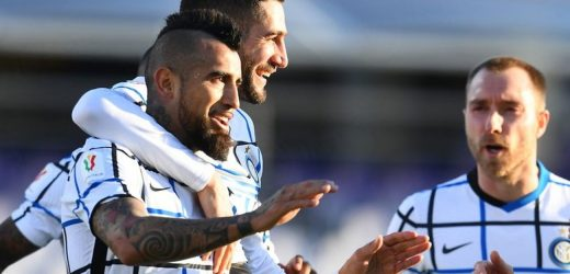 Medios italianos aseguran que continuidad de Vidal está en jaque en el Calcio